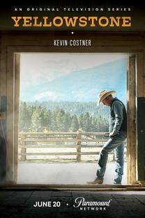 Yellowstone (1ª Temporada) - Poster / Capa / Cartaz - Oficial 2