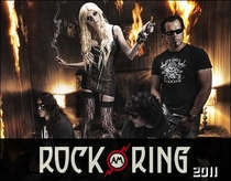 The Pretty Reckless: Live Rock Am Ring 2011 - Poster / Capa / Cartaz - Oficial 2