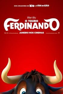O Touro Ferdinando - Poster / Capa / Cartaz - Oficial 3