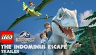 Trailer: LEGO®Jurassic World: The Indominus Escape