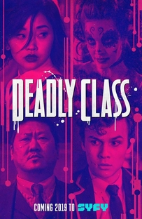 Deadly Class (1ª Temporada) - Poster / Capa / Cartaz - Oficial 1
