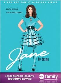 Jane By Design  (1ª temporada) - Poster / Capa / Cartaz - Oficial 6