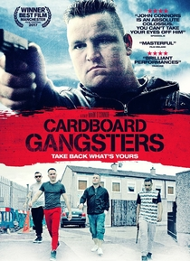 Cardboard Gangsters - Poster / Capa / Cartaz - Oficial 1