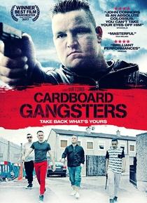 Cardboard Gangsters - Poster / Capa / Cartaz - Oficial 1