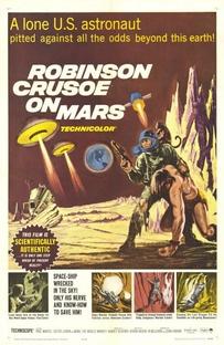 Robinson Crusoé em Marte - Poster / Capa / Cartaz - Oficial 2