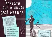 Acredito que o mundo será melhor - Poster / Capa / Cartaz - Oficial 1