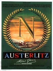 A Batalha de Austerlitz - Poster / Capa / Cartaz - Oficial 1