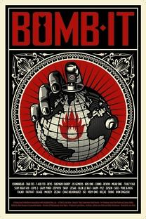 Bombando! - Poster / Capa / Cartaz - Oficial 1