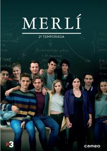Merlí (2ª Temporada) - Poster / Capa / Cartaz - Oficial 1