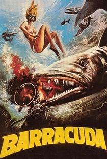 Barracuda - O Projeto Lúcifer - Poster / Capa / Cartaz - Oficial 1