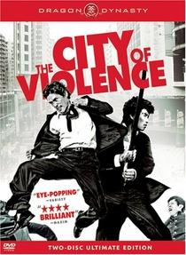 A Cidade da Violência - Poster / Capa / Cartaz - Oficial 2