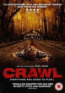 Crawl - Poster / Capa / Cartaz - Oficial 5