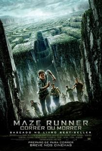 Maze Runner: Correr ou Morrer - Poster / Capa / Cartaz - Oficial 3
