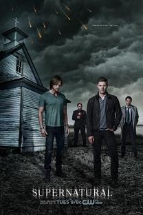 Sobrenatural (9ª Temporada) - Poster / Capa / Cartaz - Oficial 1