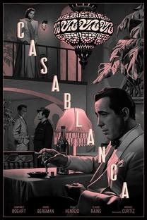 Casablanca - Poster / Capa / Cartaz - Oficial 10