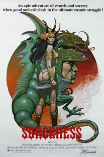 Sorceress - Poster / Capa / Cartaz - Oficial 1