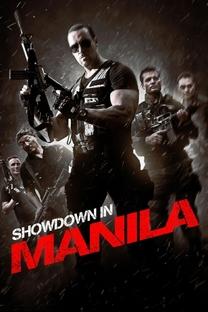 Showdown in Manila - Poster / Capa / Cartaz - Oficial 5