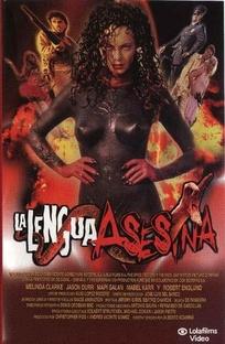Língua Assassina - Poster / Capa / Cartaz - Oficial 1