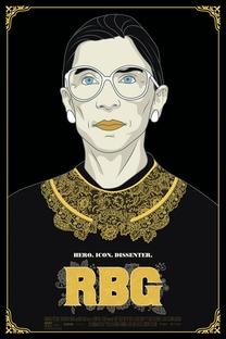 RBG - Poster / Capa / Cartaz - Oficial 1