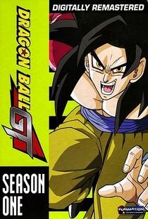 Dragon Ball GT: Saga Viagem Pelo Universo - Poster / Capa / Cartaz - Oficial 4