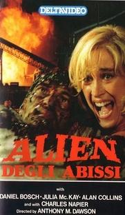 Alien from the Deep - Poster / Capa / Cartaz - Oficial 1