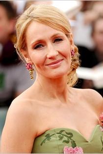J. K. Rowling - Poster / Capa / Cartaz - Oficial 2