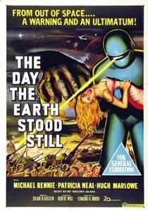 O Dia Em Que A Terra Parou - Poster / Capa / Cartaz - Oficial 2