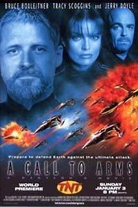 Babylon 5: A Grande Batalha - Poster / Capa / Cartaz - Oficial 1