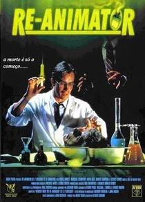 Re-Animator - Poster / Capa / Cartaz - Oficial 10