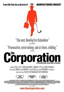 The Corporation - Poster / Capa / Cartaz - Oficial 3