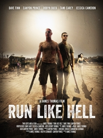 Run Like Hell - Poster / Capa / Cartaz - Oficial 1