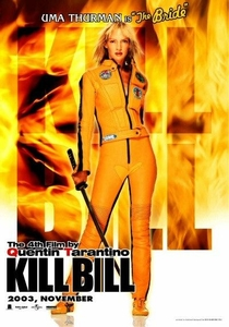 Kill Bill: Volume 1 - Poster / Capa / Cartaz - Oficial 7