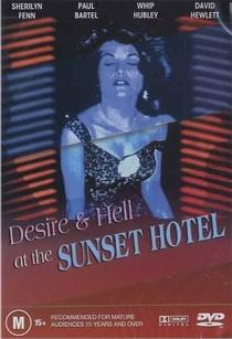 Desejos Secretos no Sunset Motel - Poster / Capa / Cartaz - Oficial 2