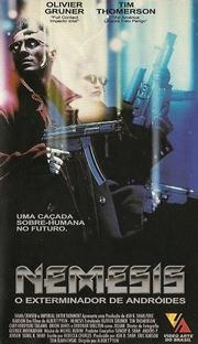 Nemesis - O Exterminador de Andróides - Poster / Capa / Cartaz - Oficial 2