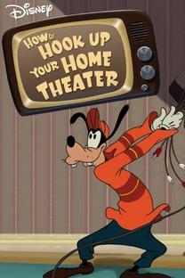 Instale Seu Home Theater Com O Pateta - Poster / Capa / Cartaz - Oficial 2