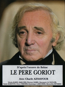 Le père Goriot  - Poster / Capa / Cartaz - Oficial 2