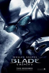 Blade: Trinity - Poster / Capa / Cartaz - Oficial 3