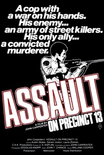 Assalto à 13ª DP - Poster / Capa / Cartaz - Oficial 1