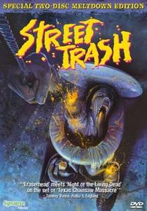 O Lixo das Ruas - Poster / Capa / Cartaz - Oficial 4