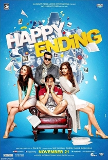 Happy Ending - Poster / Capa / Cartaz - Oficial 6