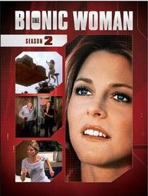 A Mulher Biônica (2ª Temporada) - Poster / Capa / Cartaz - Oficial 1