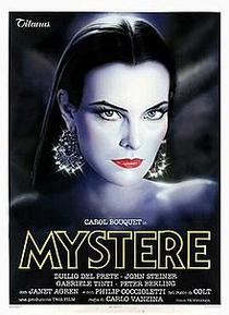 Mystère - Poster / Capa / Cartaz - Oficial 1