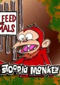 Stoopid Monkey (1ª Temporada) - Poster / Capa / Cartaz - Oficial 1
