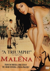 Malena - Poster / Capa / Cartaz - Oficial 1