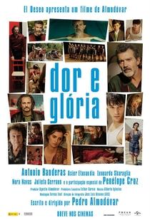 Dor e Glória - Poster / Capa / Cartaz - Oficial 3