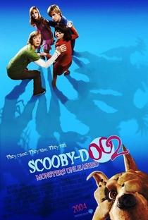 Scooby-Doo 2: Monstros à Solta - Poster / Capa / Cartaz - Oficial 12