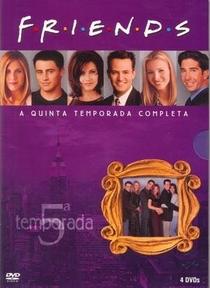 Friends (5ª Temporada) - Poster / Capa / Cartaz - Oficial 1