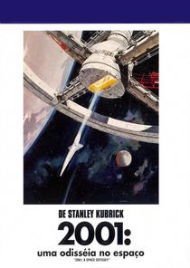 2001: Uma Odisseia no Espaço - Poster / Capa / Cartaz - Oficial 18