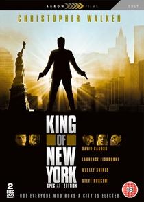 O Rei de Nova York - Poster / Capa / Cartaz - Oficial 6