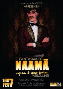 O Fantasma de Naamã - Poster / Capa / Cartaz - Oficial 3